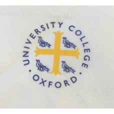 Swantex Napkins with Two Colour Logo