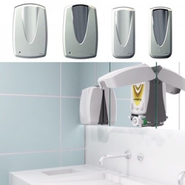 Vectair Systems Invizi-Touch for total antimicrobial protection