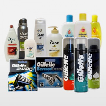 Wholesale Toiletries