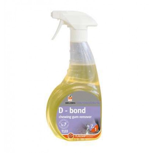 D Bond Chewing Gum Remover