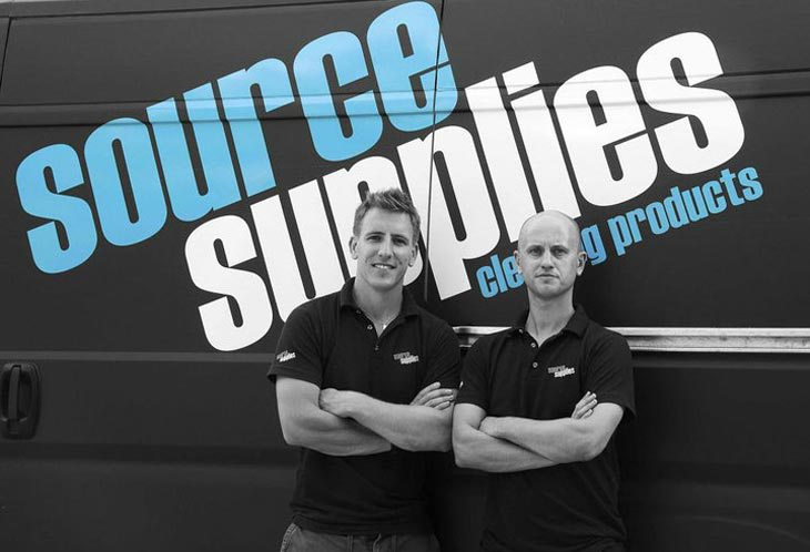 Ollie joins – rebrands as Source Supplies.